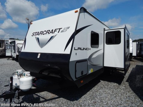 2018 Starcraft Launch Outfitter 24ODK Two Bedroom w/U-Dinette Slideout