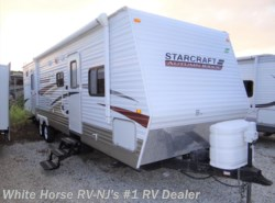 Used 2011  Starcraft Autumn Ridge 329BHU 2-BdRM Double Slide w/Loft/Bunks