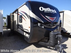 Used 2017  Keystone Outback 325BH Two Bedroom, Triple Slide-outs by Keystone from White Horse RV Center in Williamstown, NJ