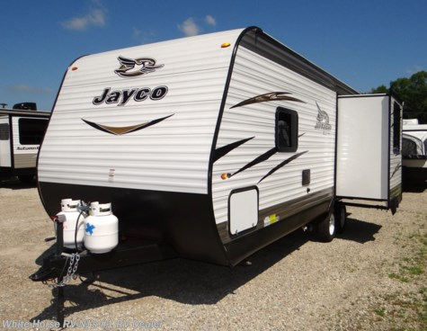 2018 Jayco Jay Flight SLX 245RLSW Rear Sofa w/Dinette Slideout