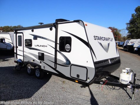 2018 Starcraft Launch Outfitter 21FBS Front Queen, Sofa/Bed Slide