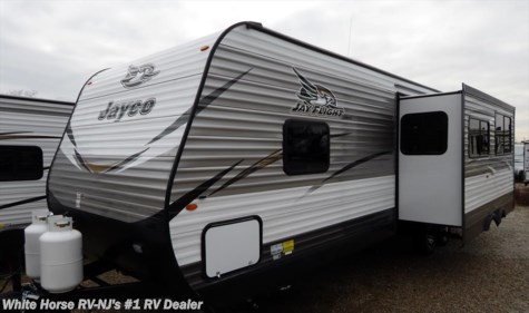 2018 Jayco Jay Flight 29BHDB Two-Bedroom Bath & One-Half