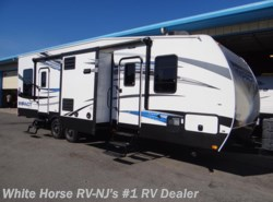 Used 2015  Keystone Impact 301 Double Slide w/10' Enclosed Cargo Area by Keystone from White Horse RV Center in Williamstown, NJ
