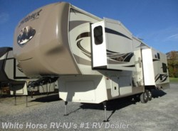 Used 2016  Forest River Cedar Creek Silverback 29IK Triple Slide Rear Entertainment