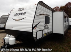 New 2018  Jayco Jay Flight SLX 324BDS 2-Bedroom Sofa/U-Dinette Dbl. Slideout by Jayco from White Horse RV Center in Williamstown, NJ