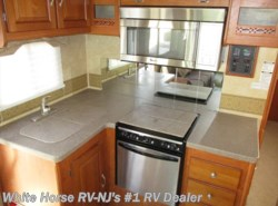 Used 2008  Forest River Georgetown 315DS Double Slide by Forest River from White Horse RV Center in Williamstown, NJ