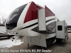 Used 2010  Keystone Raptor 361LEV Double Slide with 12' Rear Garage by Keystone from White Horse RV Center in Williamstown, NJ