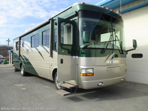 2003 National RV Tradewinds LTC 7374 Double Slide - Immaculate!
