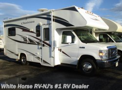 Used 2011  Thor Motor Coach Chateau 21C U-Dinette, Rear Queen Bed by Thor Motor Coach from White Horse RV Center in Williamstown, NJ
