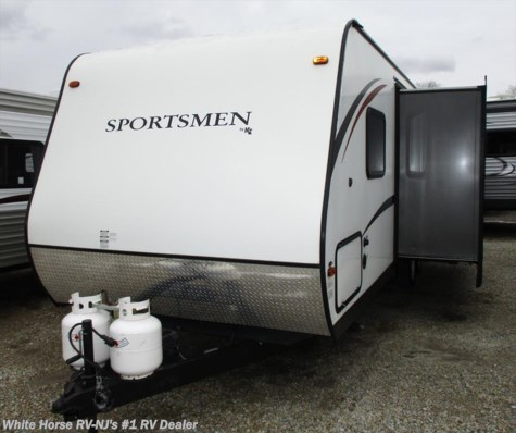 2015 K-Z Sportsmen Show Stopper S280BHSS 2-BdRM Slide DBL Bed Bunks