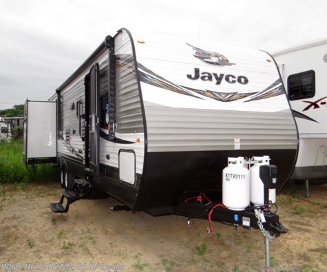 2019 Jayco Jay Flight 32TSBH 2-Bedroom Triple Slideout