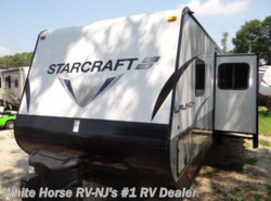 New 2019 Starcraft Launch Outfitter 31BHS 2-BdRM Double Slide Rear Bunks/Dinette available in Williamstown, New Jersey