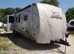 New 2019 Jayco Eagle 338RETS Rear Entertainment Triple Slideout available in Williamstown, New Jersey