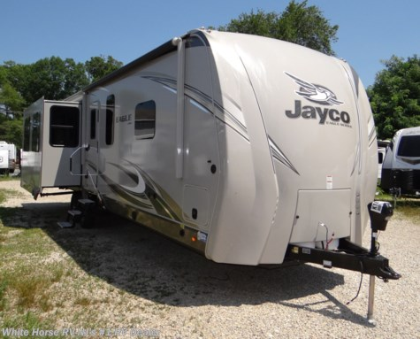 2019 Jayco Eagle 338RETS Rear Entertainment Triple Slideout