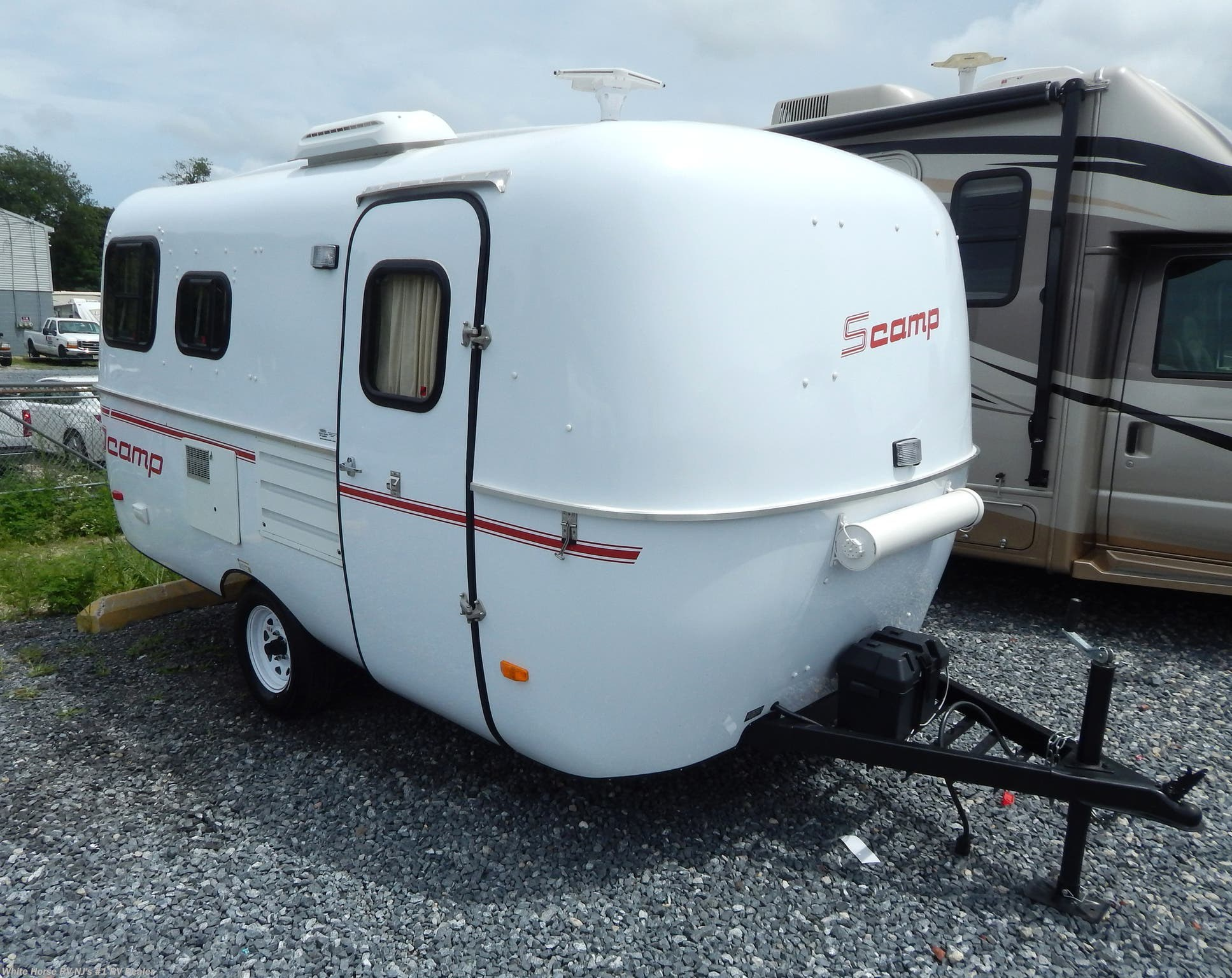 2016 Scamp Rv 16 Layout 6 For Sale In Williamstown Nj 08094 Tt12125