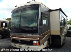 Used 2006 Fleetwood Discovery 35H Triple Slide available in Williamstown, New Jersey