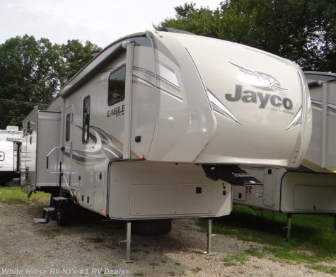 2019 Jayco Eagle HT 28.5RSTS Rear Sofa Living Room Triple Slide