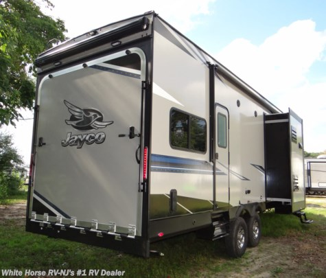 2019 Jayco Octane 32C Front King Double Slideout w/10' Garage Area