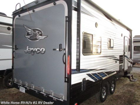 2019 Jayco Octane ZX Super Lite 209 East-West Queen Bed & Rear Garage