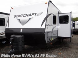 New 2019 Starcraft Launch Outfitter 283BH 2-BdRM Slide w/ DBL Bed Bunks, U-Dinette available in Williamstown, New Jersey