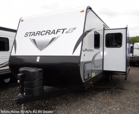 2019 Starcraft Launch Outfitter 283BH 2-BdRM Slide w/ DBL Bed Bunks, U-Dinette