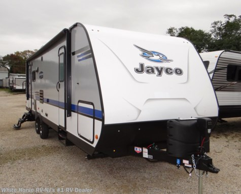 2019 Jayco Jay Feather 27RL Rear Lounge Sofa/Dinette Slideout