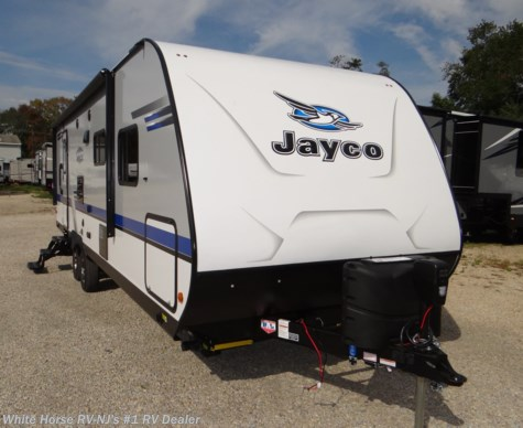 2019 Jayco Jay Feather 25RB Rear Bath Sofa/U-Dinette Slideout