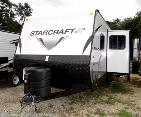 2019 Starcraft Launch Outfitter 24ODK 2 BdRM Double Bed Bunks, U-Dinette Slide