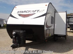 New 2019 Starcraft Autumn Ridge Outfitter 21RBS Rear Bath w/L-Lounge/Dinette Slideout available in Williamstown, New Jersey