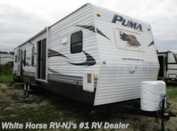 Used 2009 Palomino Puma 39FKSS 2-BdRM Double Slide Front Kitchen Mid Bunk available in Williamstown, New Jersey