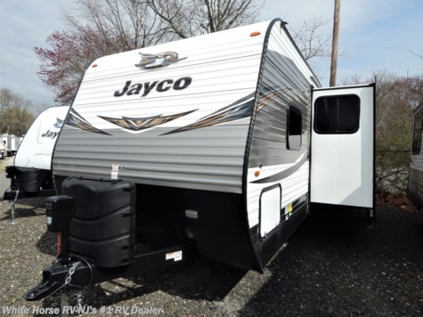 2019 Jayco Jay Flight 28BHS 2-Bdrm U-Dinette/Sofa Slide w/OS Kitchen