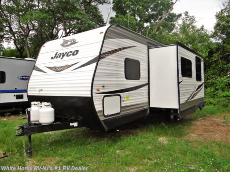 2019 Jayco Jay Flight SLX 267BHSW 2-Bedroom Sofa/Booth Dinette Slideout