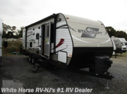 Used 2015 Starcraft Autumn Ridge 289BHS 2-BdRM Slide DBL Bed Bunks available in Williamstown, New Jersey