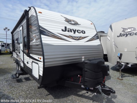 2019 Jayco Jay Flight 21QB Front Queen Rear Sofa & Dinette