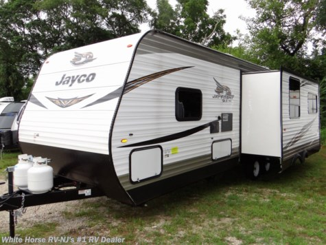 2019 Jayco Jay Flight SLX 265RLSW Rear Lounge Sofa/Booth Dinette Slideout