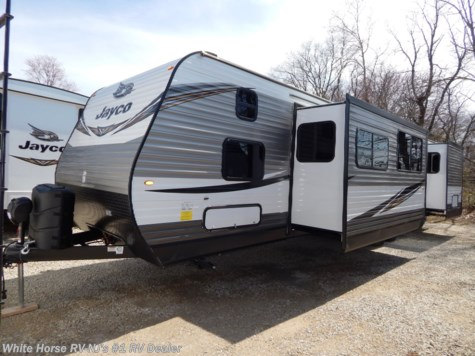 2019 Jayco Jay Flight 38BHDS 2-Bedroom Double Slideout