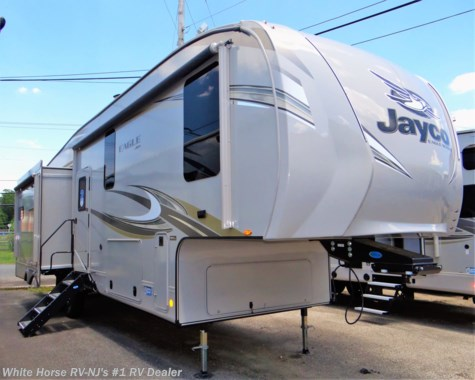 2019 Jayco Eagle 319MLOK Rear Island Kitchen Triple Slide