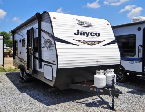 2019 Jayco Jay Flight SLX 212QB Front Bedroom Rear Dinette
