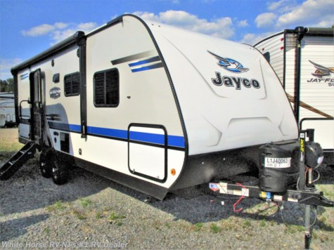 2020 Jayco Jay Feather 22RB Rear Bath Dinette/Fridge Slide