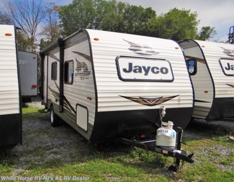 2020 Jayco Jay Flight SLX 195RB Front Queen w/Rear Bath