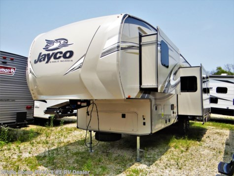 2018 Jayco Eagle HT 29.5BHOK 2-BdRM Double Slide & Outside Kitchen