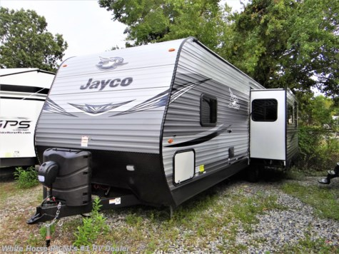 2020 Jayco Jay Flight 29RKS Rear Kitchen Sofa Dinette Slideout