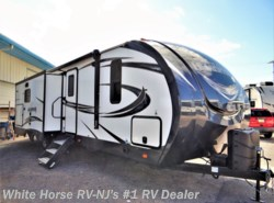 2018 Forest River Salem Hemisphere GLX 272RL Rear Living Double Slide, Theater Seats