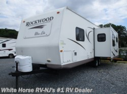 Used 2010  Forest River Rockwood Ultra Lite 2604 Rear Living Room Slide