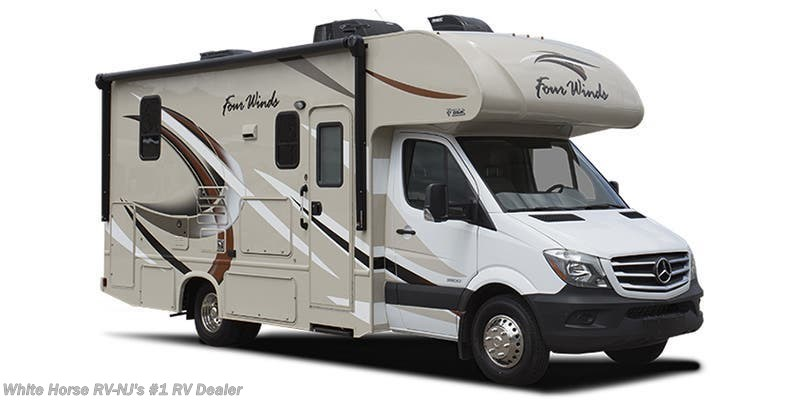 2018 Thor Motor Coach Four Winds Sprinter 24WS Slide