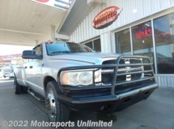 Used 2003  Dodge  Ram Pickup 3500 ST 4dr Quad Cab RWD LB by Dodge from Motorsports Unlimited in Mcalester, OK