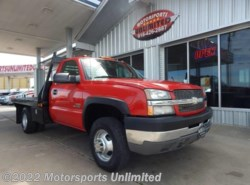 Used 2004  Chevrolet  Silverado 3500 Classic by Chevrolet from Motorsports Unlimited in Mcalester, OK