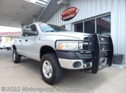 Used 2005  Dodge  Ram Pickup 2500 SLT 4dr Quad Cab 4WD SB by Dodge from Motorsports Unlimited in Mcalester, OK