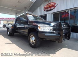 Used 2007  Dodge  Ram Pickup 3500 SLT 4x4 4dr Quad Cab LB by Dodge from Motorsports Unlimited in Mcalester, OK