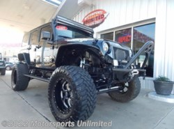 Used 2009 Livin' Lite Jeep Wrangler Unlimited Rubicon 4x4 4dr SUV available in Mcalester, Oklahoma